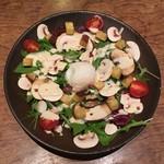58347328 - 旬野菜と温玉のシーザーサラダ