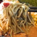 味噌屋八玄 - 2016 竹炭玄米麺