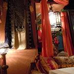 モロッコ料理カサブランカ - 雰囲気