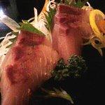 神蔵 - ハマチ刺身