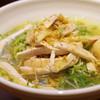 ラーメン 巌哲 - 料理写真:鶏そば(淡海地鶏)