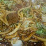 亀八食堂 - とにかく味噌の香ばしい香りが食欲をいや増す!