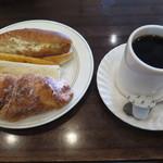 58352216 - 2016.11.2 ブレンドコーヒー380円(税込)