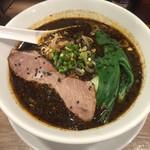 担々麺 七福朗 - 黒担々麺