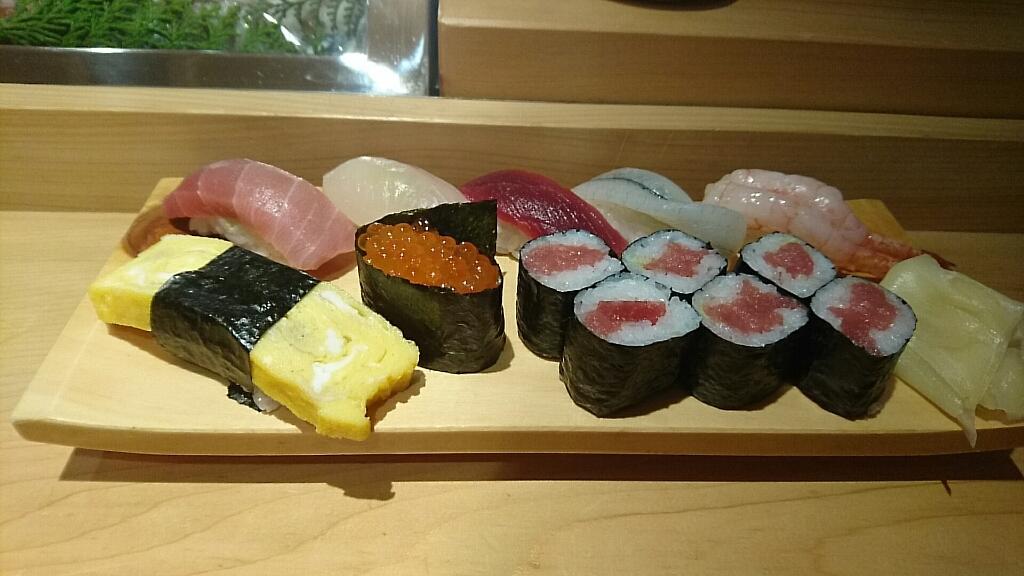 栄寿司抜弁天