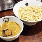 つけ麺 紋次郎 - つけ麺 並盛り