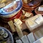 ケーキハウスsin - 冷凍庫の中にはステキな弁当(ケーキ)がたくさん!