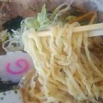 麺屋大志 - 麺 アップ!