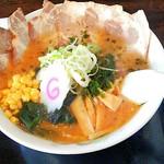 麺屋大志 - 料理写真:辛みそチャーシュー890円。