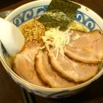 麺 からいもん - 塩チャーシュー麺