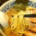 麺 からいもん - 細麺