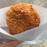 サン・ピュア - 料理写真:蔵王牛コロッケ 150円