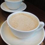 アペティート カフェ - 豆乳ラテ