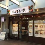 肉と生パスタの店 - 外観