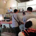 バッファロー29 - 実はこちらのお店、阿倍野・昭和町にある 『溶岩焼肉29』の2号店なんだって。オープン日は10月29日なんだけど、 アベテンバル(10月16日)はプレ営業だそうです。