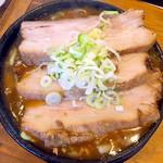 うま煮ラーメン 醤 - チャーシューうま煮醤油ラーメン 980円