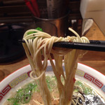 ippuudoushiromarube-su - アカマルベース麺