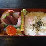 はこねずし - 上ちらし寿司 ¥2,000