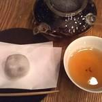 58365282 - 季節のお茶&和菓子セット