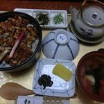 松風 - 料理写真:特上ひつまぶし