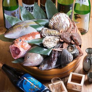 毎日市場から新鮮なお魚を仕入れてます◎焼き魚、煮魚も絶品♪
