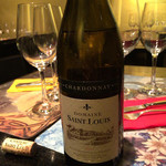 つるやVINO - 白ワイン ドメーヌ・サン‐ルイ シャルドネ