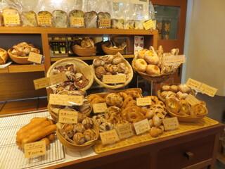 サ・マーシュ - たくさん並んだパン1