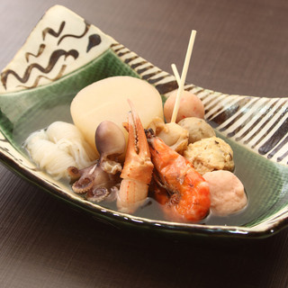 日替わりで〜旬の鮮魚と季節の肴〜