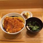 かつ丼と珈琲 聖 - かつ丼