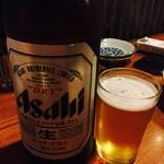 58377909 - キンキンのビールは寒くても美味しい