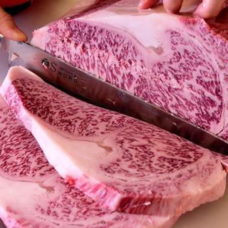 加工肉・冷凍肉は使っていません!