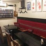 オルフィック バー - 店内ではCD販売もしております。
