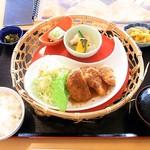 にんにん - 日替わり定食¥880(税込)