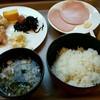 アルファホテル青森 - 料理写真:朝食1日目