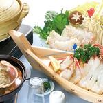 かにの宿 ふじつ温泉 - 料理写真:活かに一匹コース