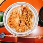 天ぷら魚新 - プランビュー