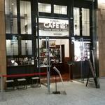丸の内 CAFE 会 - キッテの1階にあります