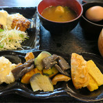 和旬惣菜 らぱす - 鳥なんばんで