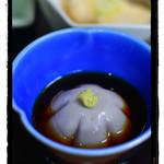 お食事処 もとだき - 胡麻豆腐