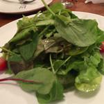 ナルーチェ - グリーンサラダ