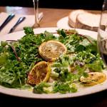 METoA Cafe & Kitchen - GRILLD SWORDFISH