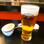 大阪一 とり平 - 生ビール