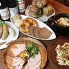 ガストハウス 44 - 料理写真:スタンダード宴会メニュー
