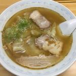 58387016 - ワンタン麺大盛(1玉)950円