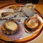 5839279 - 焼き貝の盛り合わせ 2010 11