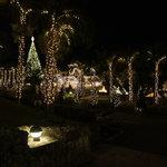 カヌチャベイホテル&ヴィラズ - クリスマスイルミネーシヨン