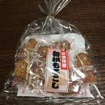 浅沼菓子店 - 料理写真:将棋もろこし