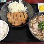 みはま食堂 - (2016.11)軟骨ソーキそばセット 800円 or 850円
