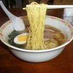羅山 - 麺