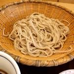 まるぬき - 料理写真:セットのせいろ